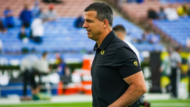 Mario Cristobal UCLA 2