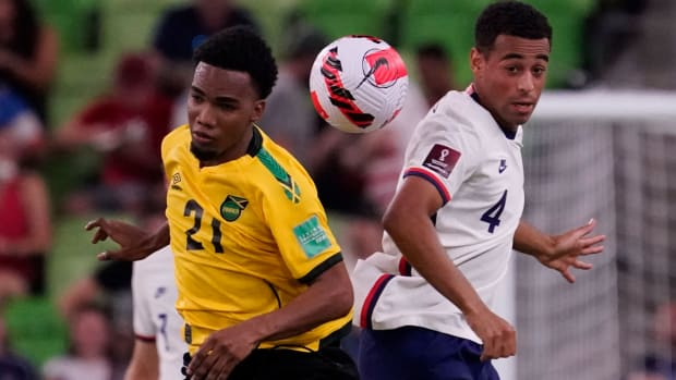 USMNT faces Jamaica in World Cup qualifying