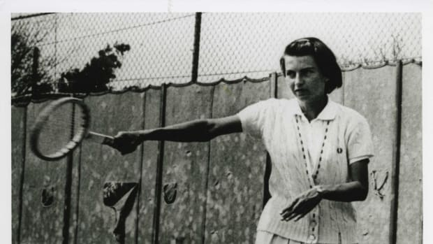Roberta Alison, Alabama tennis (1963-65)