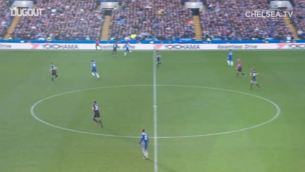 Diego Costa's fine solo run and finish vs West Brom