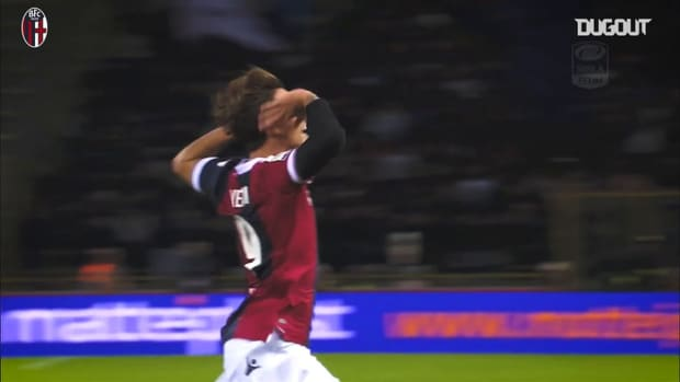 Bologna's top 3 home goals against Inter