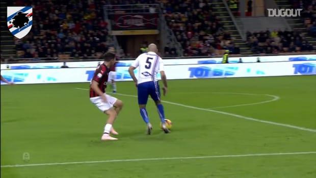 Sampdoria's best recent goals at AC Milan