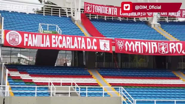 Behind the scenes: DIM's victory at América de Cali