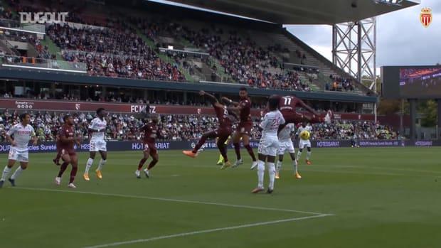 AS Monaco's top five goals vs Metz