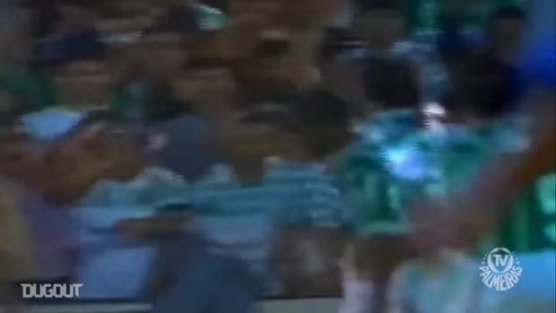 Best moments of Edmundo at Palmeiras