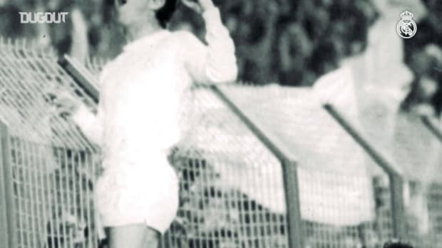 A Real Madrid legend: Juanito