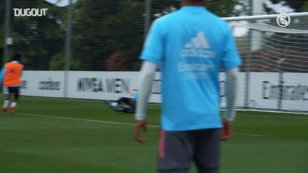 Behind The Scenes: Real Madrid gets back to training