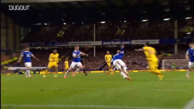 Crystal Palace's classic strikes at Goodison Park