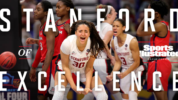 SI Daily Cover: Stanford of Excellence