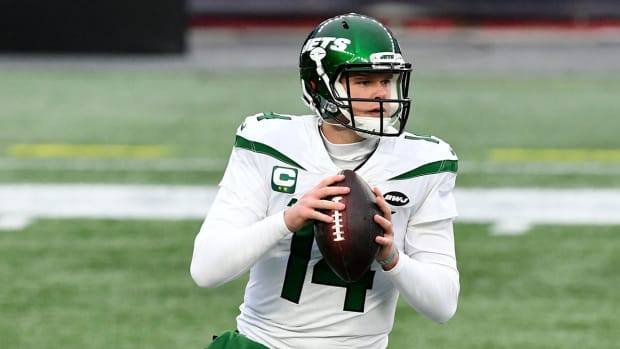 Sam Darnold has been traded to the Panthers.
