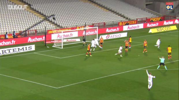 Lucas Paqueta equalizer vs Lens
