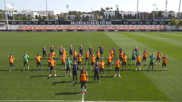 Valencia CF make a stand against racism