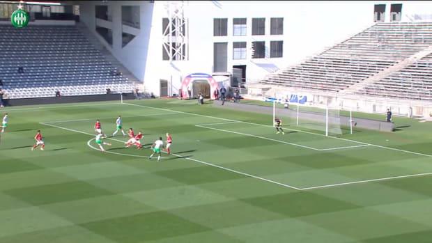 Wahbi Khazri's stunning strike vs Nîmes