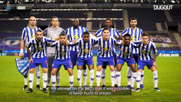 Otávio says FC Porto can play as an equal against Chelsea