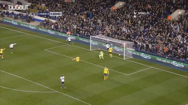 Throwback: Harry Kane's first Premier League goal