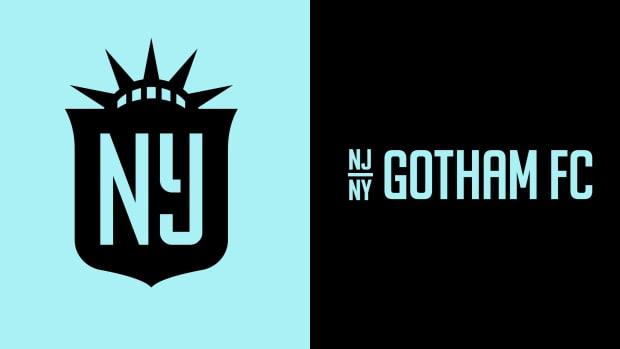 NJNY Gotham FC logo.