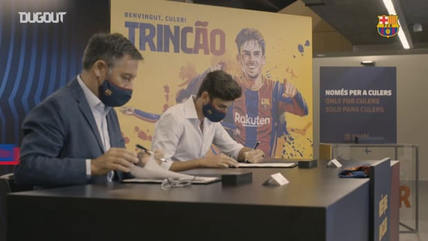 Francisco Trincão: The right skillful wing for Barcelona