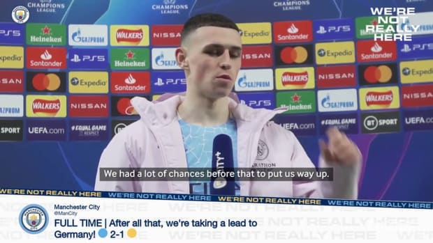 Phil Foden, Kevin De Bruyne on Manchester City's late win against Dortmund