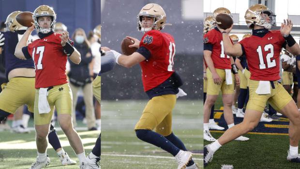 Notre Dame Quarterbacks