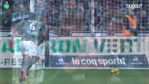 Saint-Etienne sink Bordeaux at home