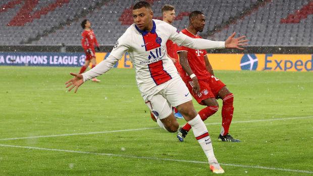 Kylian-Mbappe-PSG-Bayern-Munich