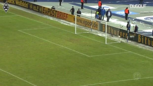 Mönchengladbach's best goals in Berlin
