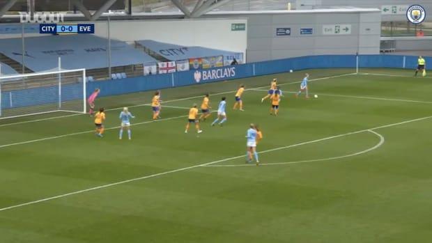 Keira Walsh's perfect strike vs Everton