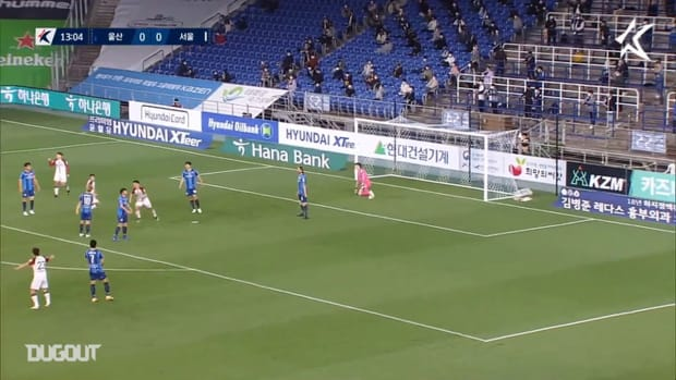 Ulsan 3-2 FC Seoul: Vako dazzles for Horangi