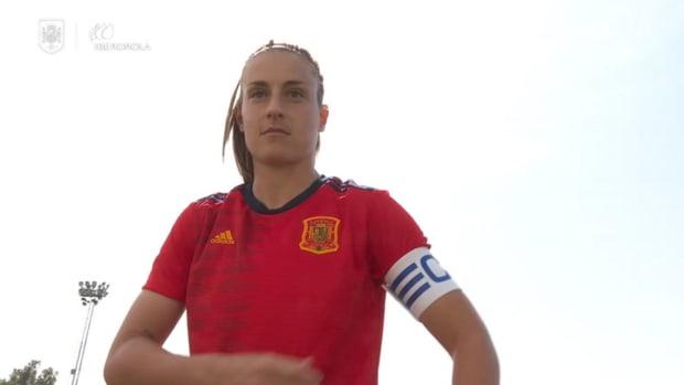 Alexia Putellas becomes Spain Women's captain