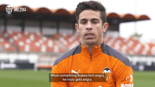 Gabriel Paulista expresses his support for Diakhaby