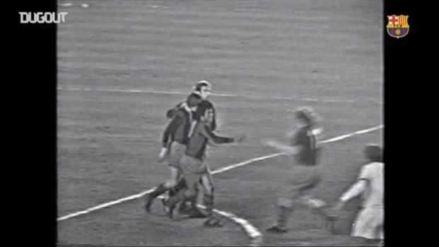 Johan Cruyff's Goal vs Real Madrid