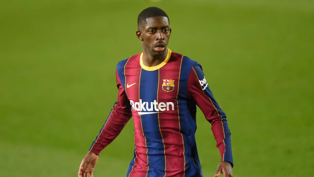 Dembele cover