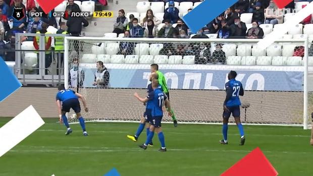 Best goals of week 24 in the Russian Premier League