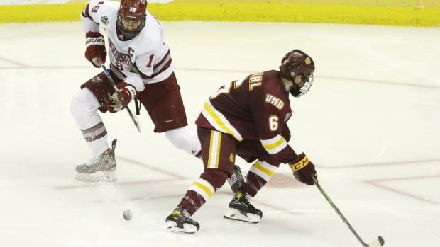 Umaass  hockey