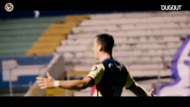 Pitchside: Federico Viñas's goal vs CD Olimpia
