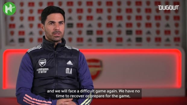 Arteta: 'We have to put a run together'