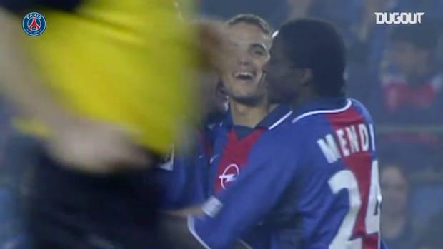 Paris Saint-Germain's best five goals against RC Strasbourg