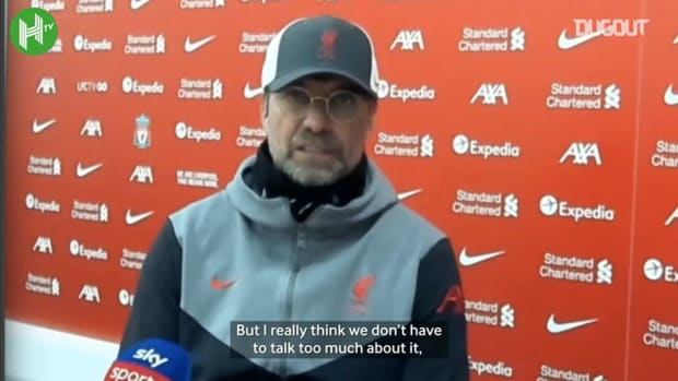 Klopp: 'Leave Trent to play football'
