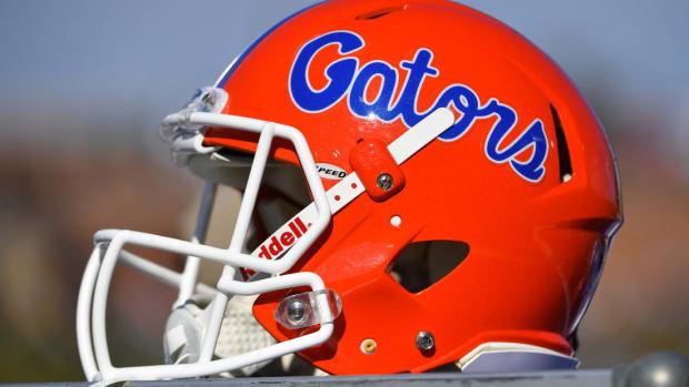 Gators helmet