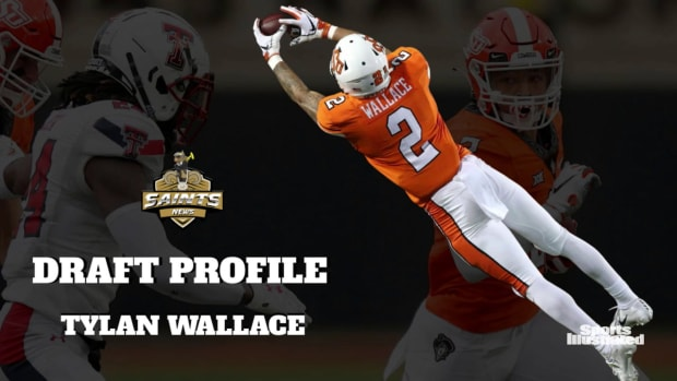 Tylan Wallace Draft Profile