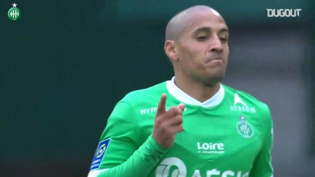 Khazri's great strike vs Bordeaux