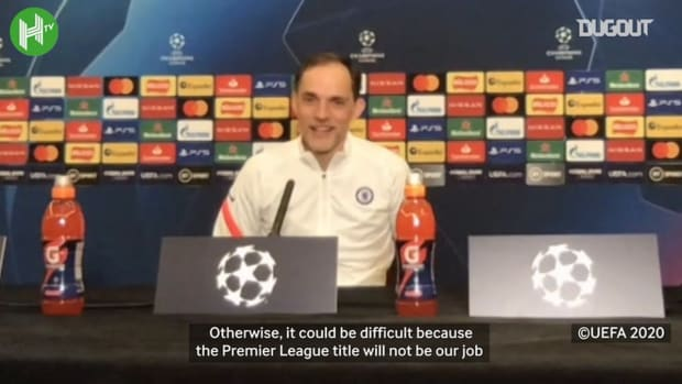Tuchel: 'We are always a tough team to play against'
