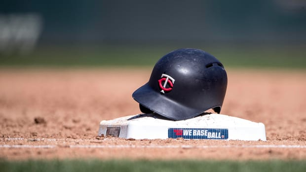 Minnesota Twins helmet