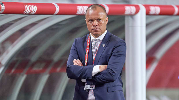 U.S. Soccer technical director Earnie Stewart