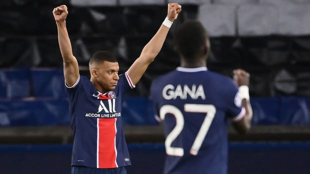 PSG ousts Bayern Munich from the Champions League