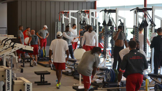 NFLworkouts