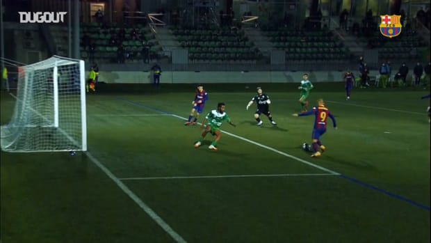 All Barcelona's goals from the 2020/21 Copa Del Rey ahead of the Final clash