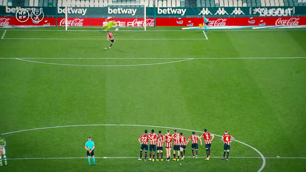 Athletic Club's path to the 20/21 Copa del Rey Final