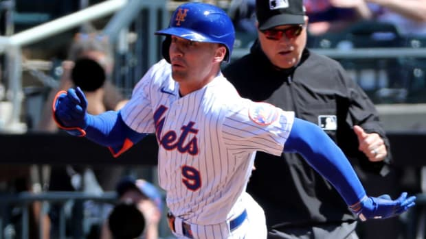 New York Mets Brandon Nimmo