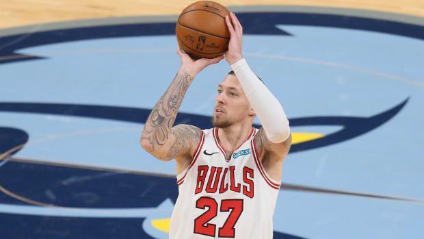 Chicago Bulls Daniel Theis